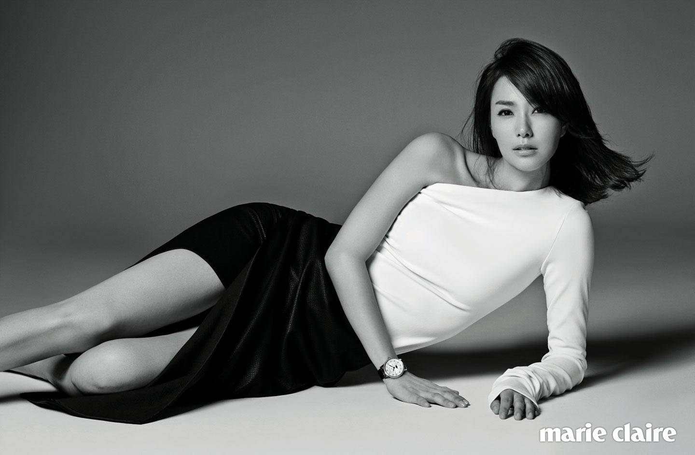 손태영 몽블랑 화보