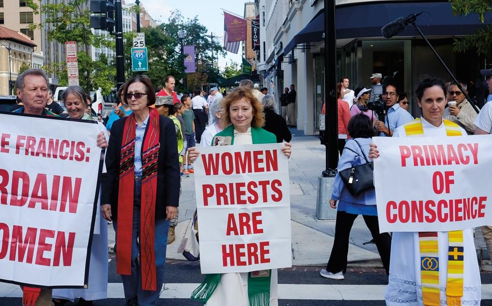 가톨릭 여성사제